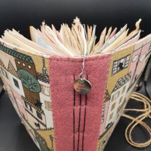 Handmade, Self Care, Junk Journal